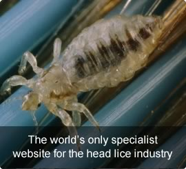 Pediculosis.com: The world's only specialist website for the head lice industry